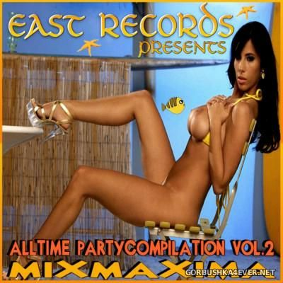 [East Records] Alltime Partycompilation 02 [2013]