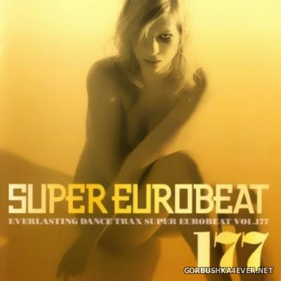 Super Eurobeat Vol 177 [2007] / 2xCD