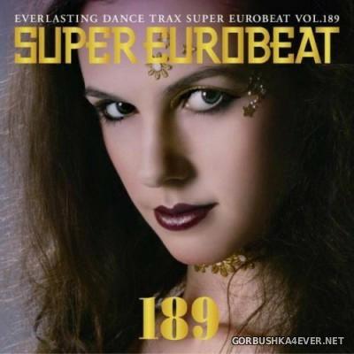 Super Eurobeat Vol 189 [2008]