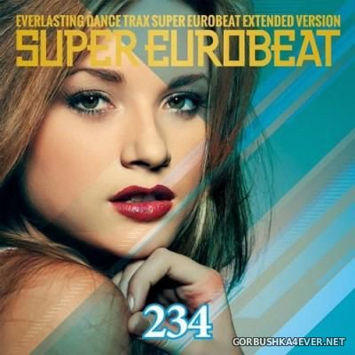 Super Eurobeat Vol 234 [2015] Extended Version