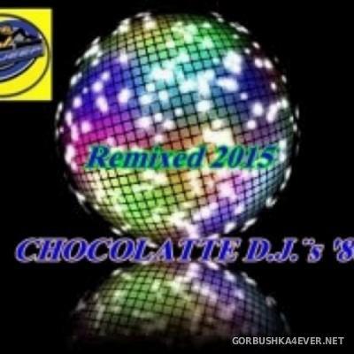 DJ Jeep - 80's Chocolatte DJs Remixed 2015