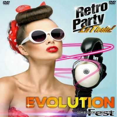 DJ Le Salt - Retro Party Fiesta Evolution