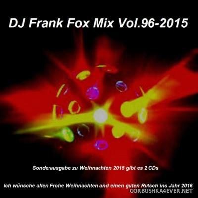 DJ Frank - Fox Mix vol 96 [2015] / 2xCD
