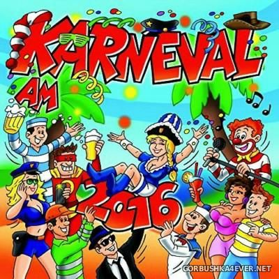 Karneval am Ballermann 2016 [2015] / 2xCD