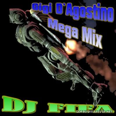 DJ Fifa - Gigi D'Agostino Mega Mix [2004]