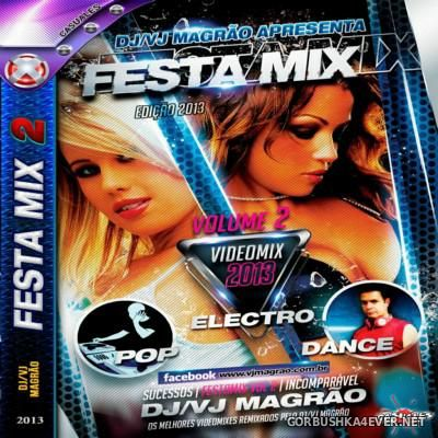 DJ VJ Magrao - Festa Mix vol 02 [2013]