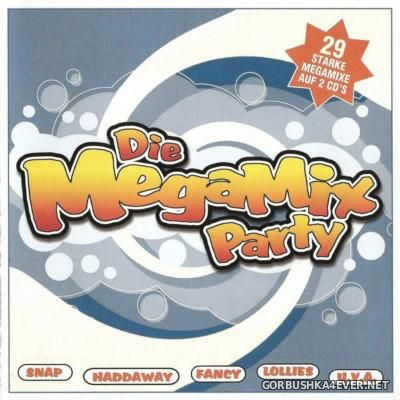 Die Megamix Party [2002] / 2xCD