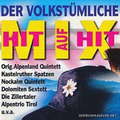 Der Hit Auf Hit Mix Volkstuemliche vol 01 [1997]