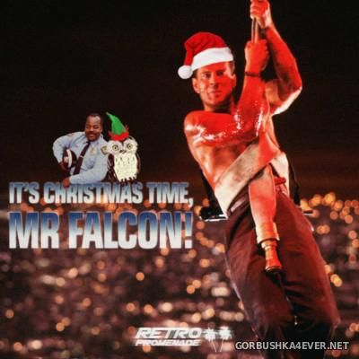Retro Promenade presents It's Christmas Time- Mr Falcon! [2015]