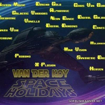 Van Der Koy - Space Holidays Megamix [2015]