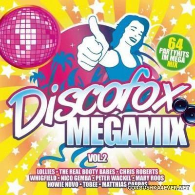 VA - [SWG Team] Discofox Megamix vol 02 [2009] / 2xCD / Mixed by DJ Deep