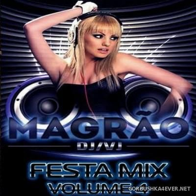 DJ VJ Magrao - Festa Mix vol 04 [2015]