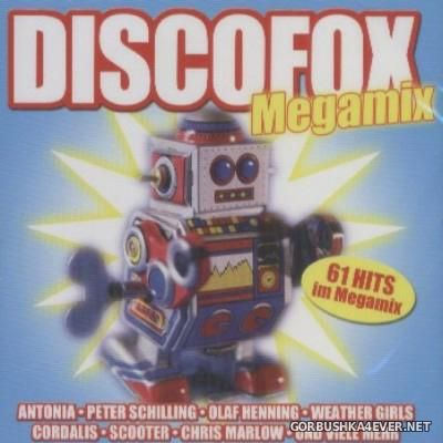 VA - [SWG Team] Discofox Megamix vol 01 [2005] / 2xCD / Mixed by DJ Deep