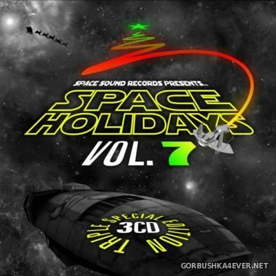 Space Holidays vol 7 [2015] / 3xCD