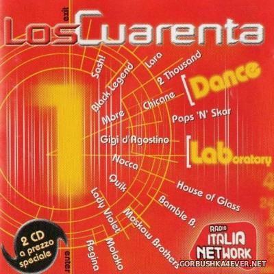 VA - Los Cuarenta - Dance Laboratory 1 [2000] / 2xCD