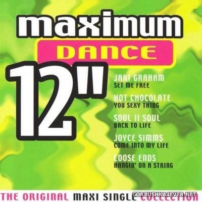Maximum 12'' (The Original Maxi Single Collection) Dance vol 1 [2000]