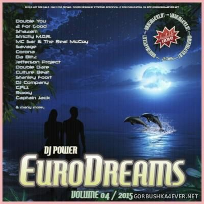 DJ Power - EuroDreams vol 4 [2015]