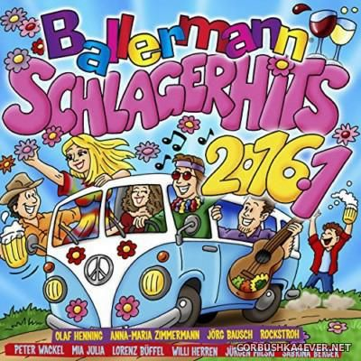 Ballermann Schlager Hits 2016.1 [2016]