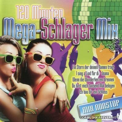 120 Minuten Mega-Schlager Mix [2013] / 2xCD