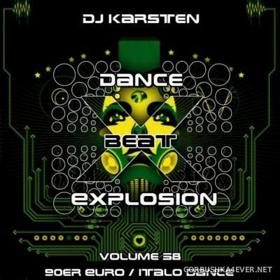 DJ Karsten - Dance Beat Explosion vol 58 [2015]