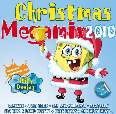 Willy DeeJay - Christmass Megamix [2010]