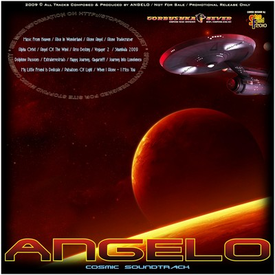 Angelo - Cosmic Soundtrack [2009]