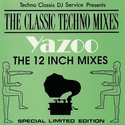 Yazoo - The Classic Techno Mixes [1993]
