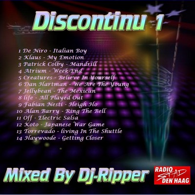 DJ Ripper - Discontinu Mix 001