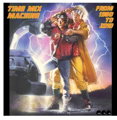 DJ MXR - Time Machine Mix [From 1980 To 2010]
