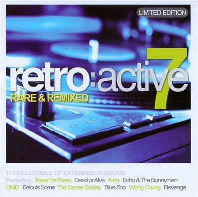 RetroActive - Rare and Remixed 07