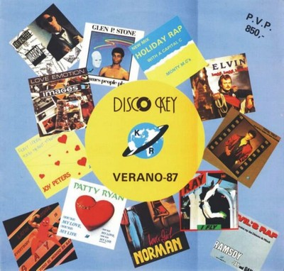 Disco Key Verano Mix [1987]