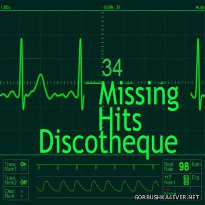 Discotheque Missing Hits vol 34 [2015]