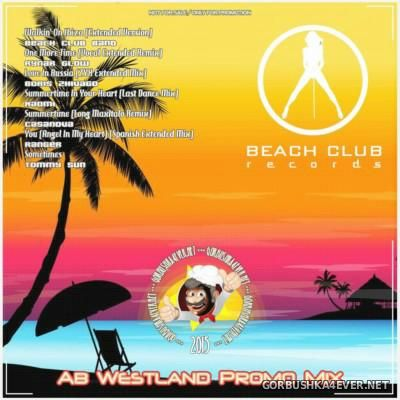 Ab Westland - Beach Club Records Promo Mix 2015