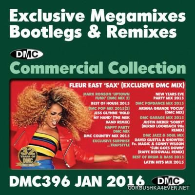 DMC Commercial Collection 396 [2016] January / 2xCD