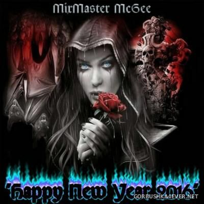 MixMaster McGee - Continious Mix 55 [2015] Happy New Year 2016