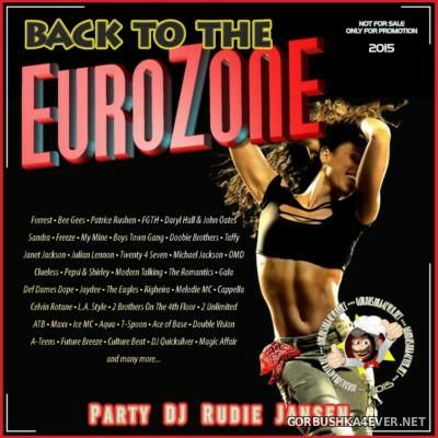 DJ Rudie Jansen - Back To The Eurozone [2015]