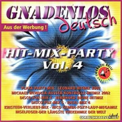 [Gnadenlos Deutsch] Hit-Mix-Party vol 04 [2002] / 2xCD