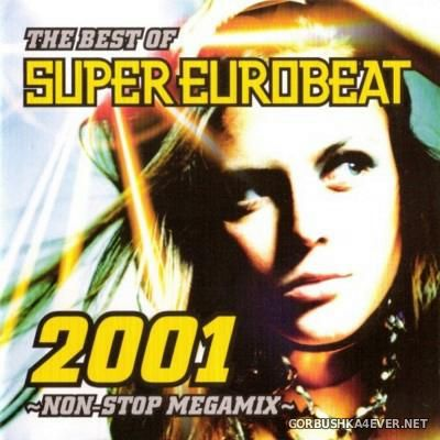 The Best Of Super Eurobeat 2001 Non-Stop Megamix / 2xCD
