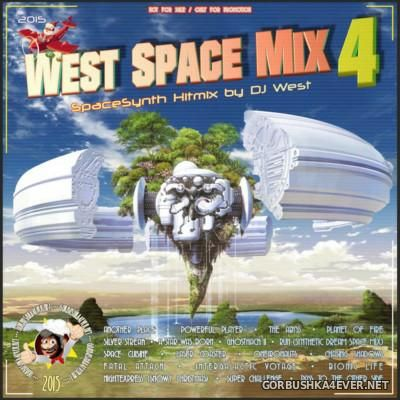 DJ West - Space Mix 4 [2015]