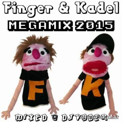 DJ vADER - Finger & Kadel Megamix [2015]