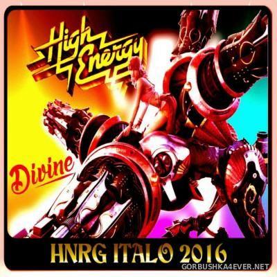 DJ Divine - HNRG Italo 2016 [2015]