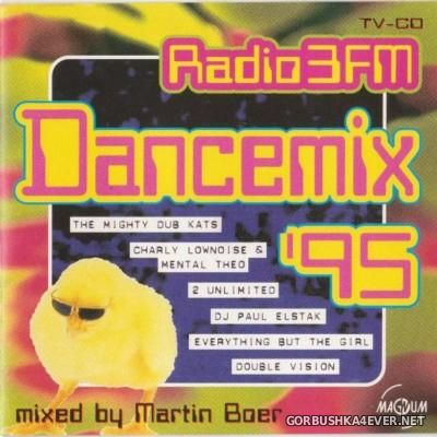 Radio 3FM Dancemix '95 [1995] Mixed by Martin Boer