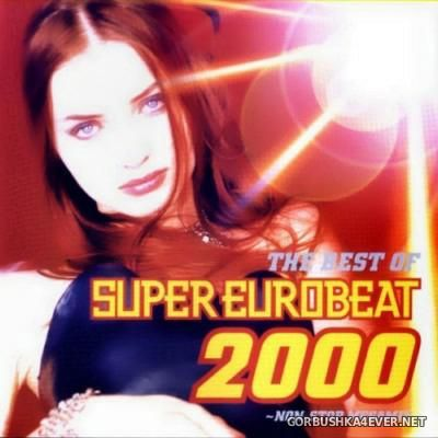 The Best Of Super Eurobeat 2000 Non-Stop Megamix / 2xCD