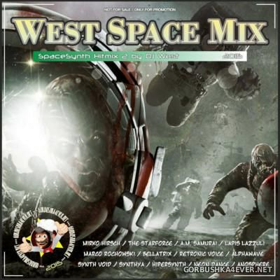DJ West - Space Mix 2 [2015]