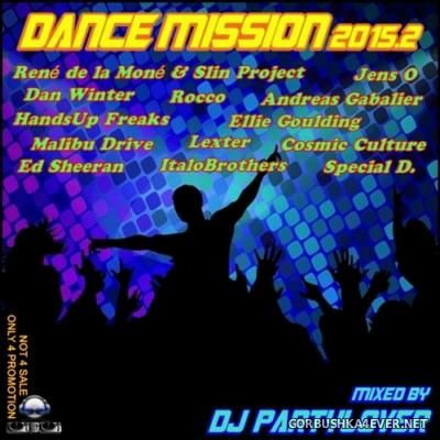 DJ Partylover - Dance Mission 2015.2