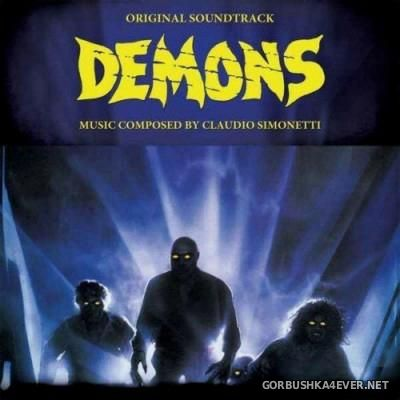Claudio Simonetti - Demons (Original Soundtrack) [2015]
