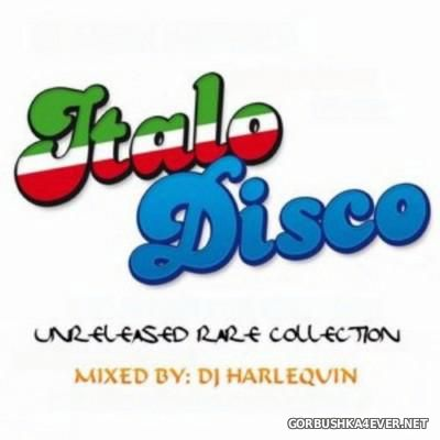DJ Harlequin - Unreleased Rare Collection Italo Disco Mix [2015]