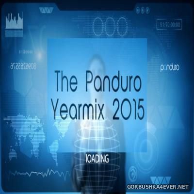 DJ Panduro - YearMix 2015 / Audio & Video version