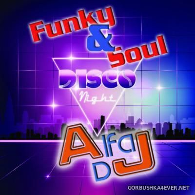 Alfa DJ - Funky & Soul Disco Night [2015]