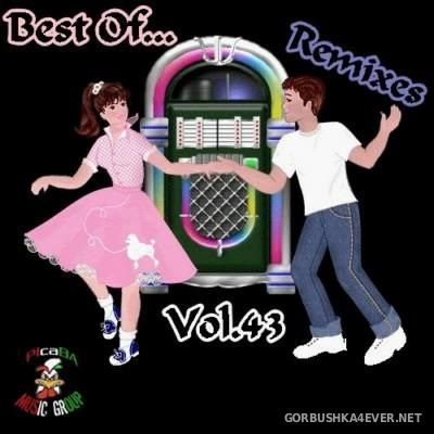 Best Of Remixes vol 43 [2011]